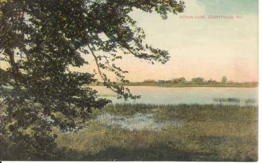 Butler Lake 1909