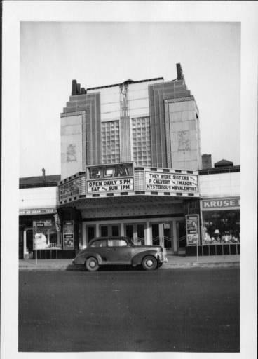Elm Theater Elmwood Park, IL
