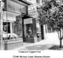 Robert Gaston - The Upper Cut Barbershop (exterior)