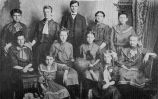 1905 Algonquin Girls Basketball Beauties