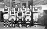 Basketball,  High School team 1913-14