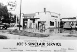 Business, Service Station, Joe's Sinclair