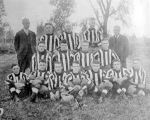 Football, High School Team - 1916