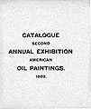Second Annual Exhibition of American Oil Paintings