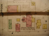Insurance Map of Aurora, Illinois, Aurora Creamery and Hose Company Number 3, Sanborn detail, 1897
