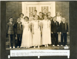 Cary School Class of 1938