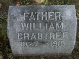 Gravestone of William Crabtree