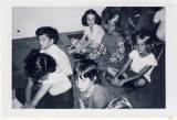 Photo of children enjoying the Summer Reading party at the Cary Public Library  in August 1977