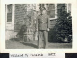 Photo of Willard F. Pdalik