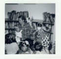 Cary Library Halloween Party, 1970's