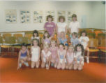 Cary Public Library 1985 Cheerleading Program_1
