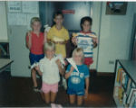 Cary Public Library, Paper Airplanes Program, 1988_4