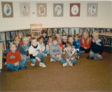 1986 Cary Public Library Storytime, Grades K-1_4