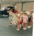 1987 Cary Public Library Parade Banner_2