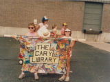 1987 Cary Public Library Parade Banner_5
