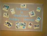 1988 Cary Public Library Hobby Display