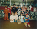 1987 Cary Public Library Halloween Party _2