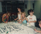 1987 Cary Public Library Parade Banner_4
