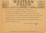 MIA Western Union Telegram