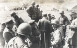 German Prisoners being Searched