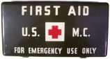 Marine Corps First Aid Kit