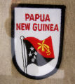Papua New Guinea patch