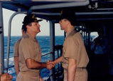 Mark Jumper, Navy Chaplain, Persian Gulf War