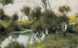 Scene on Des Plaines River, Libertyville, Illinois