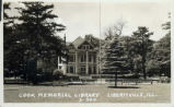 Cook Memorial Library and Park