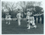 Twirlers at Half-Time, 1946