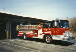 Fire engine no. 94, 1992