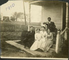 William Harnew, Dayton Kennedy, Inez Lenox, Lettie Kennedy (Married name: Harnew) and Abbie Short...