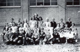 Miss Pansy Rowley's Third and Fourth Grade class