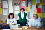 Book Sale at the Eisenhower Library, April 29, 1995