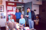 Book Sale at the Eisenhower Library, December 1, 2001