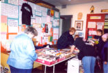Book Sale at the Eisenhower Library, November 2001