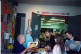 Book Sale at the Eisenhower Library, April 28, 1995