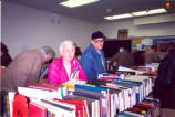 Book Sale at the Eisenhower Library, May 2002