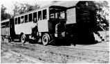 P.L.Z. & W. Railroad - 4-Wheel Drive Model B Railbus
