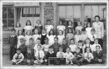 Fifth grade class at John Mills School in Elmwood Park.
