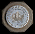 Souvenir Medal 400th Anniversary of the Discovery of America Celebrated in Chicago Oct. 21, 1892