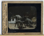 Lantern Slide Label