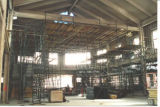 Clerestory area under construction, 270 N. Grove Ave., Elgin, IL