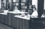 Reference Desk, 200 N. Grove Ave., 1970-1979