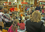 Storytime at Glenview Public Library