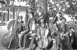Glenview History Center picture of Swedenborg-New-Church Orchestra
