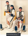 Look Into Books: Glenbrook South Marching Band Drum Majors
