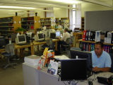 Reference Desk at the Glenview Public Library