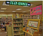 Young Adults Teen Corner at Glenview Public Library