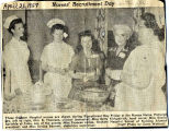 1957.2.Recruitment.1 Nurses Recruitment Day